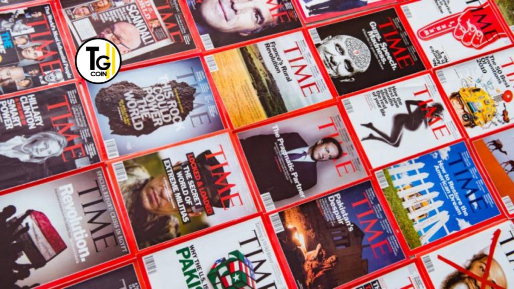 Il Time accetta pagamenti in criptovalute per gli abbonamenti digitali. Il famoso Magazine ha stretto una partnership con Crypto.com.