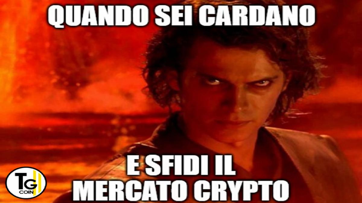 Nella crypto news parliamo dell'andamento di Cardano. Dopo aver affrontato qualche debolezza. All'inizio di questa settimana. Il prezzo Cardano è tornato a salire. Portando l'ADA quasi al 4%. Mentre il mercato crittografico. Mostra alcuni segni di debolezza.