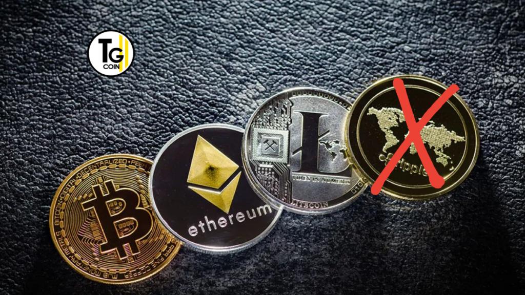 Diversi scambi di criptovaluta, tra cui Coinbase, hanno sospeso il trading della moneta XRP, mostrando poca libertà di decisione e lasciandosi plagiare dalla SEC.