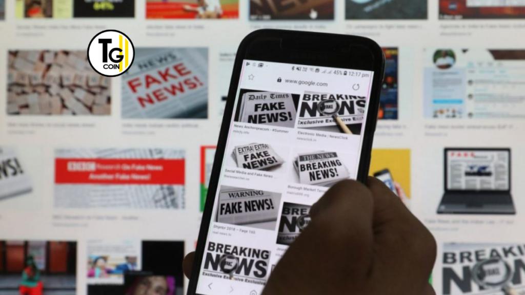 Le fake news sono pericolose in quanto possono alterare la percezione che il pubblico ha dell'informazione.