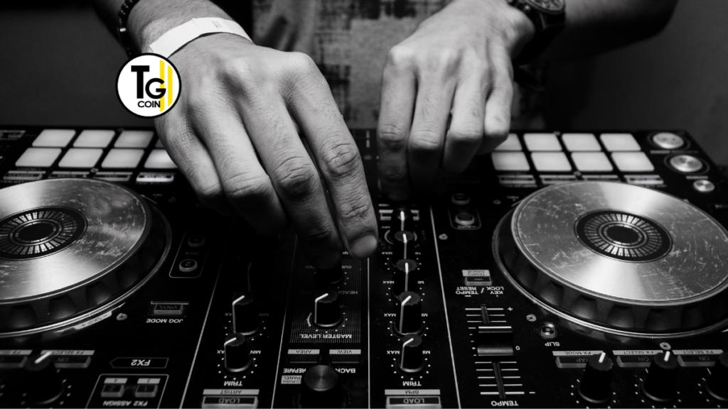 La blockchain potrebbe rivoluzionare tutto il settore della musica.