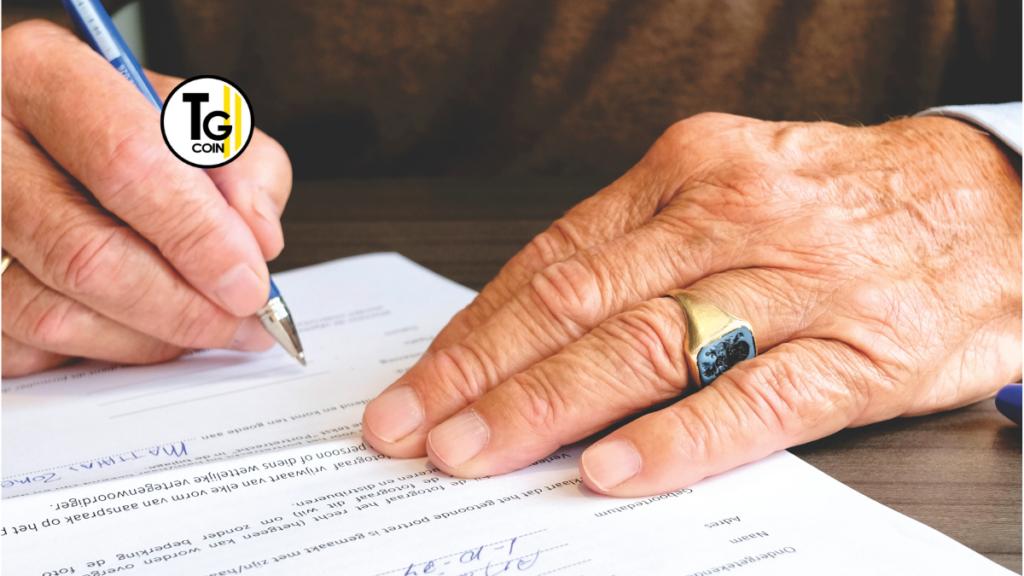 Coinbase presenta una dichiarazione di registrazione alla Securities and Exchange Commission o SEC.