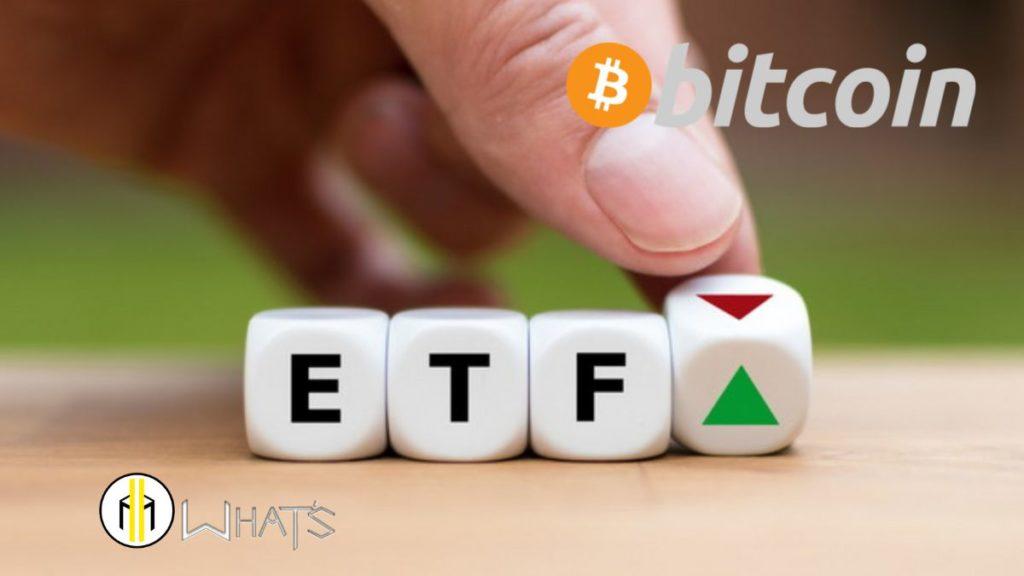Bitcoin etf c'è ne sono pochi. Ma vengono tassati comunque come i normali ETF.