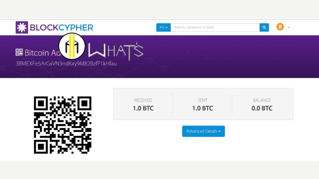 Esempio iban per inviare bitcoin