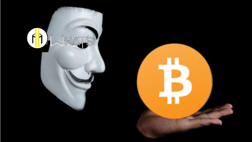 Il 90% delle persone non sa che bitcoin non è anonimo