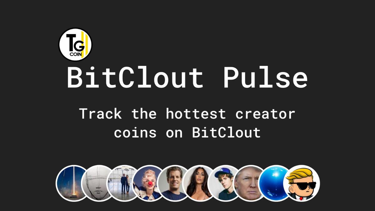 BitClout è un social network basato su blockchain. Da alcuni definito come la sintesi di Twitter e Bitcoin.