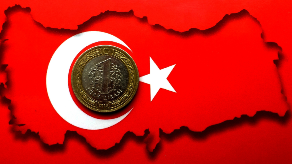 La precaria situazione economica della Turchia ha portato diversi investitori a rivolgersi a bitcoin per salvarsi dall'inflazione.