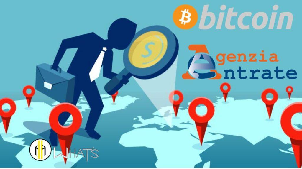 Bitcoin è valuta estera. Quindi risponde alle norme antiriciclaggio