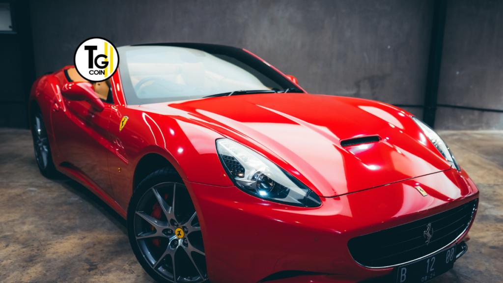 La Ferrari 488 GTB può essere acquistata pagando quasi 164.000 sterline inglesi o, in alternativa 4 Bitcoin.