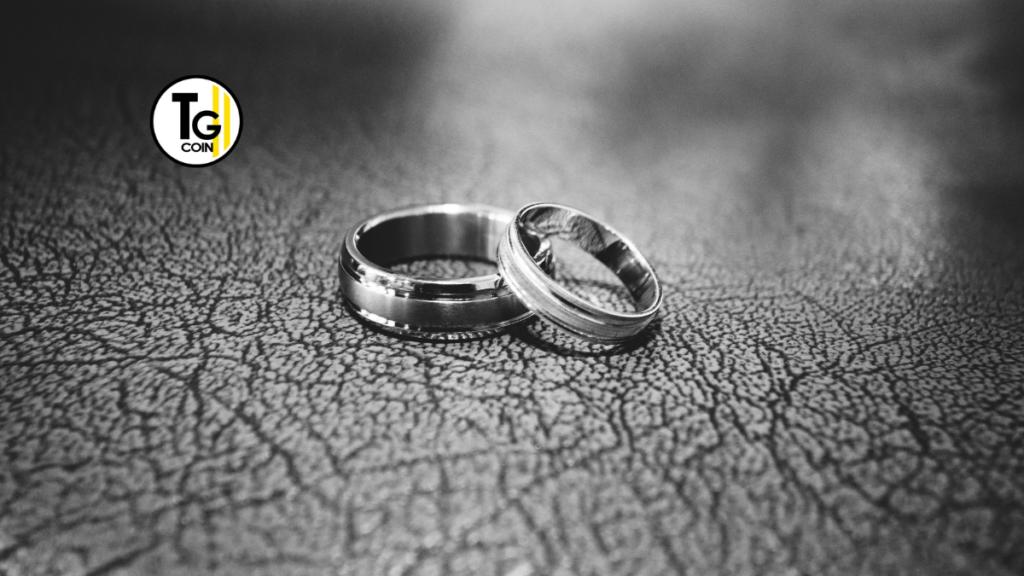 Una cerimonia comune non è per tutti. Una coppia per il loro matrimonio ha usato la blockchain per scambiarsi gli anelli NFT.