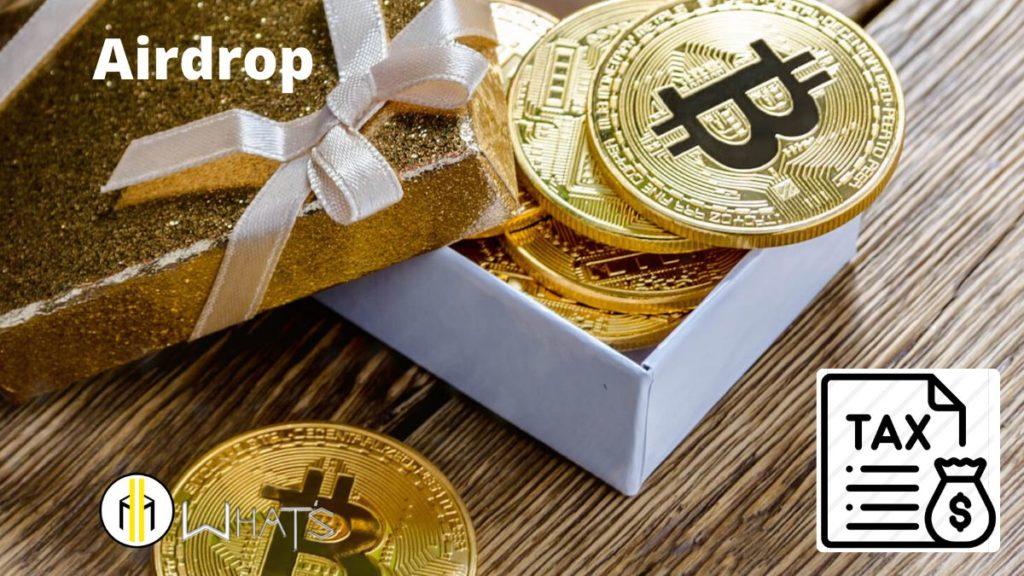 Anche Airdrop bitcoin è tassato