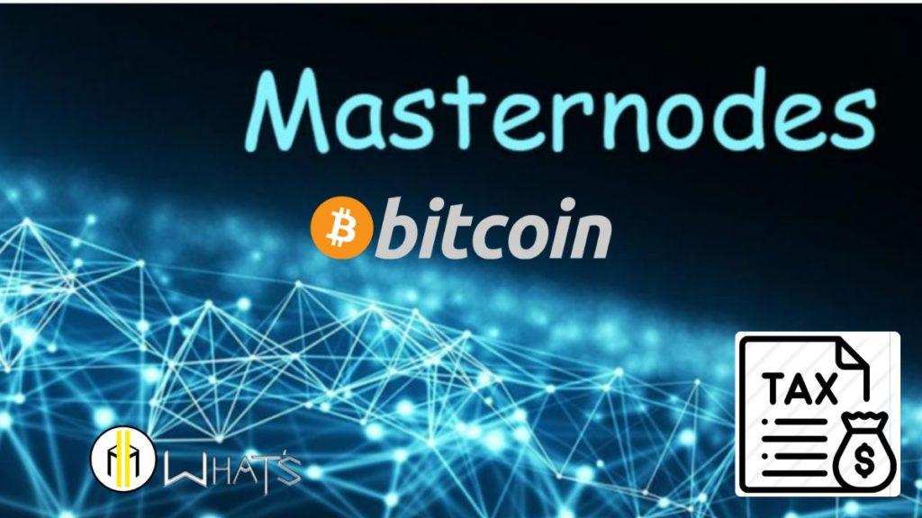 Anche Masternode bitcoin è tassato