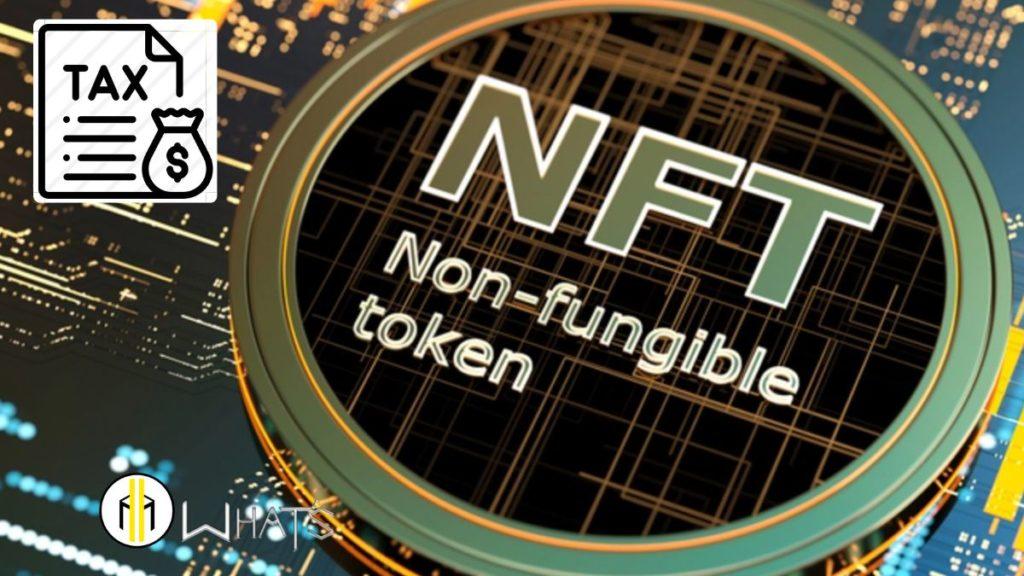 Anche NTF bitcoin è tassato