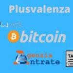 come calcolare plusvalenza bitcoin 2021. case studio