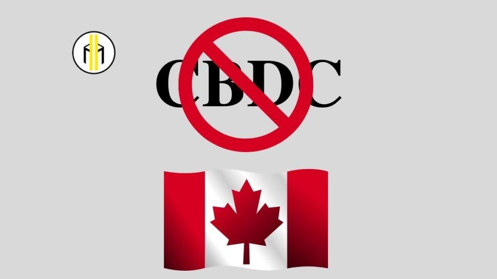 La banca centrale del Canada non emette un CBDC. Secondo le ultime novità non è pronta ad approvare una valuta digitale di Stato.