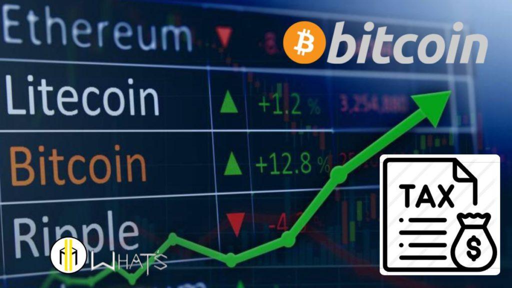 bitcoin tasse al 26% sui guadagni