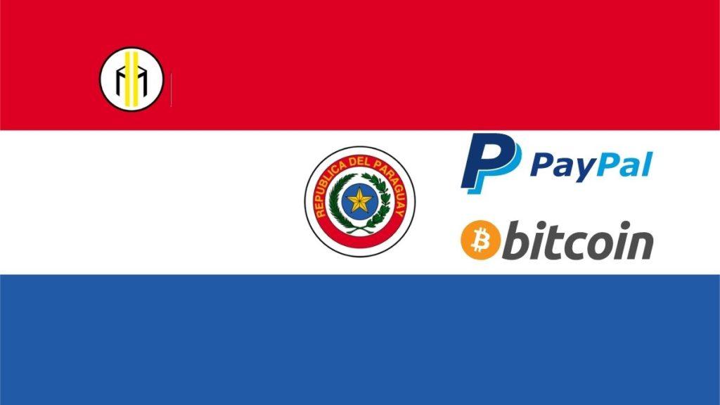 l Paraguay potrebbe lavorare su un grande progetto che coinvolge Bitcoin e PayPal. Ad ammetterlo è stato il vicepresidente.