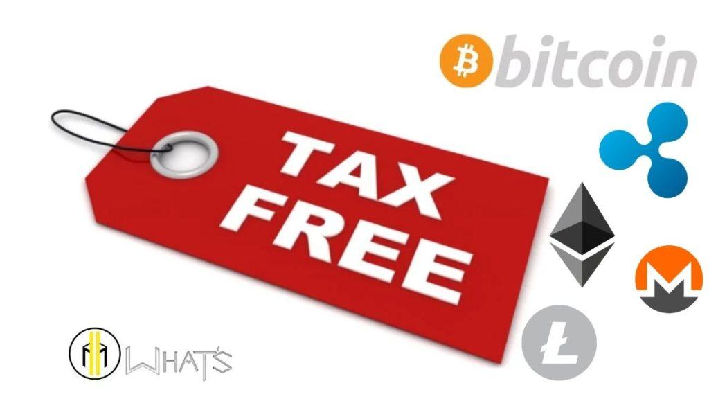 risparmiare tasse donando crypto