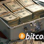 Mentre Bitcoin sta precipitando, Goldman Sachs annuncia che i super ricchi sono interessati alle criptovalute.