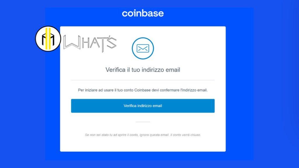 Come registrarsi su Coinbase