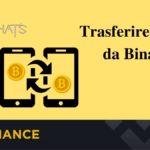 Tutto quello che devi sapere su come devi trasferire i tuoi bitcoin da Binance ad un altro wallet. Vediamo come prelevare e depositare i fondi.