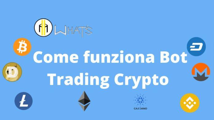 trading bitcoin come funziona)