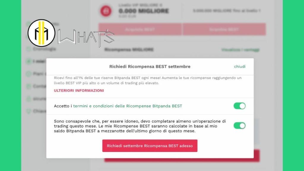 Tutto quello che devi sapere sulla possibilità di guadagnare con BEST Bitpanda. Una funzione disponibile solo sull'exchange austriaco dell'Eurozona.