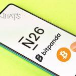 Tutti i passaggi che ti servono per sapere come comprare bitcoin sulla piattaforma exchange Bitpanda con carta di credito N26.